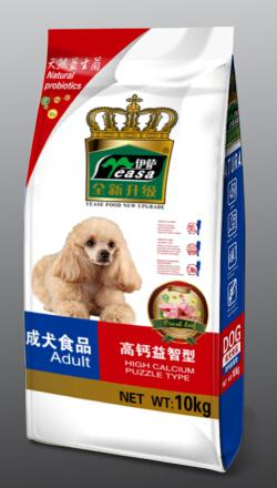 10kg High Calcium for Adult Dog