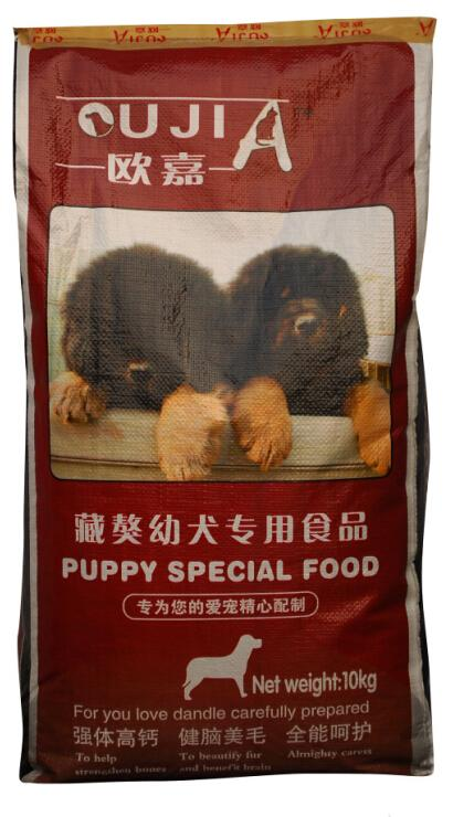 10kg for Puppy Tibetan Mastiff
